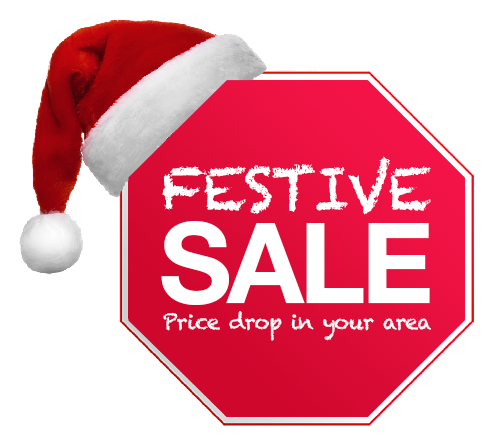 Festive Sale - one week only!