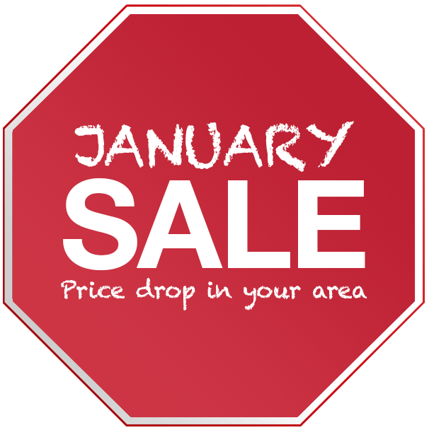 January Sale - ends soon!