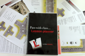 ADI Part 3 Lesson Planner Photo