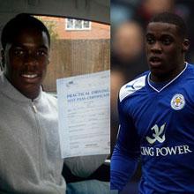 Testimonial photo of Jeffrey Shlupp - Crystal Palace/Ghana Footballer