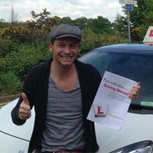 Testimonial photo of Joe Swash - I\'m a Celebrity Winner/Presenter