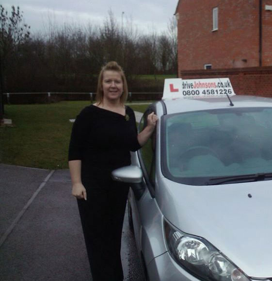Carol walker driving instructor