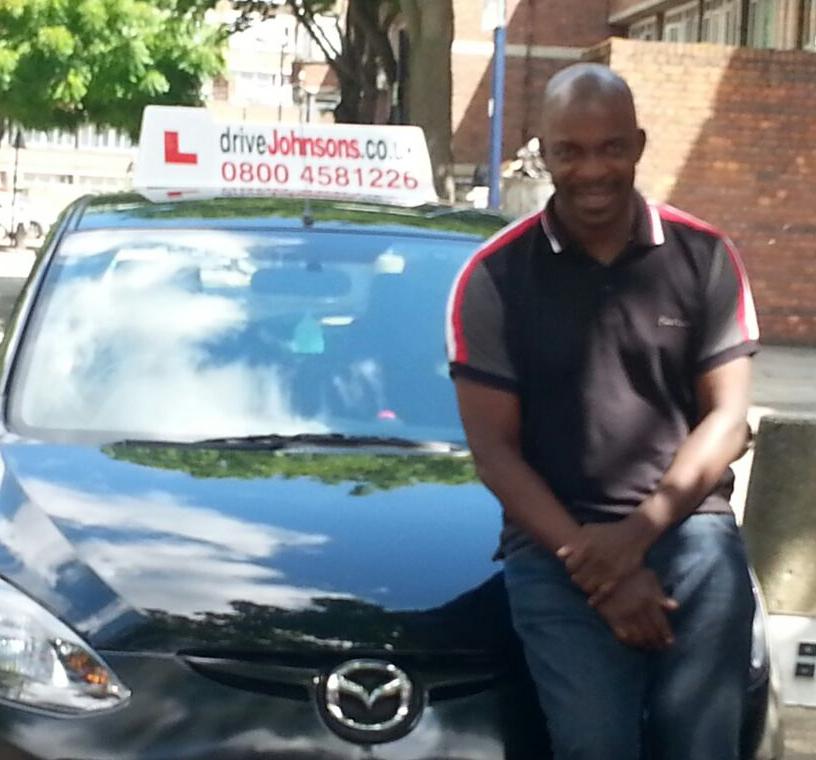 driving instructor lanre lawal