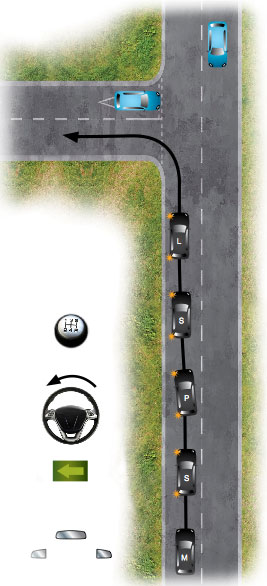 turning left how-to