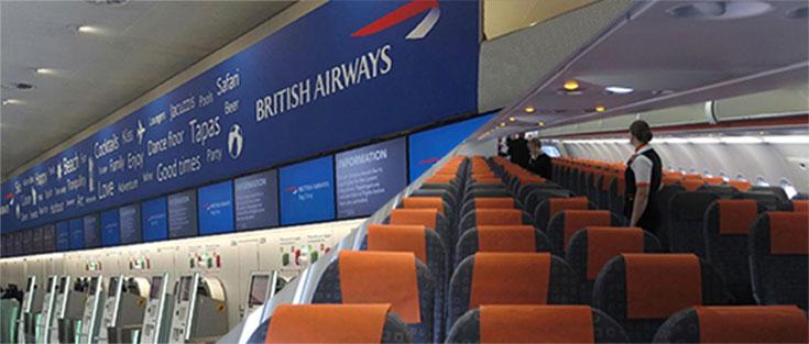 British Airways vs Easy Jet