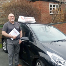 Stephen Mather - driving instructor in Sunderland
