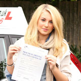 Testimonial photo of Holly Brewer - Singer/Eurovision Finalist